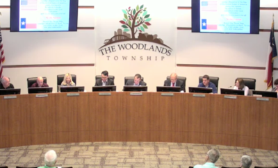Township Board Meeting 081618