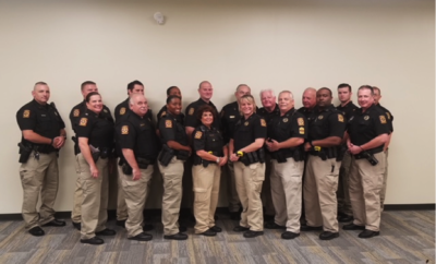 magnolia isd constable officers