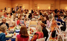 "The ""Know Us Before You Need Us"" 20th Anniversary Luncheon was held on Friday, September 21 at The Woodlands Waterway Marriott Hotel and Convention Center to benefit Children's Safe Harbor."