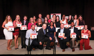 HAR's 9th annual YPN '20 Under 40 Rising Stars in Real Estate Awards' recognizes excellence in sales, leadership and community service