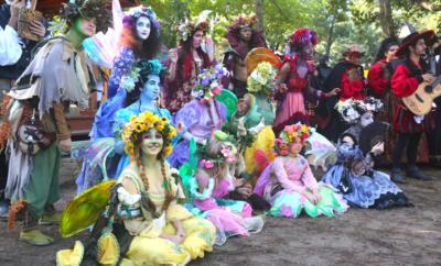 Texas Renaissance Festival 1001 Dreams