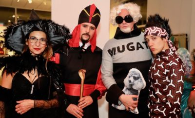 haunting at glade arts foundation halloween party costume contest 2018