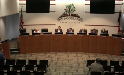 The Woodlands Township Board of Directors held an Incorporation Planning Session on Wednesday, October 24, 2018, to discuss future governance.