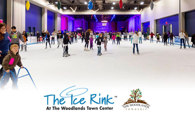 coupons for woodlands ice rink