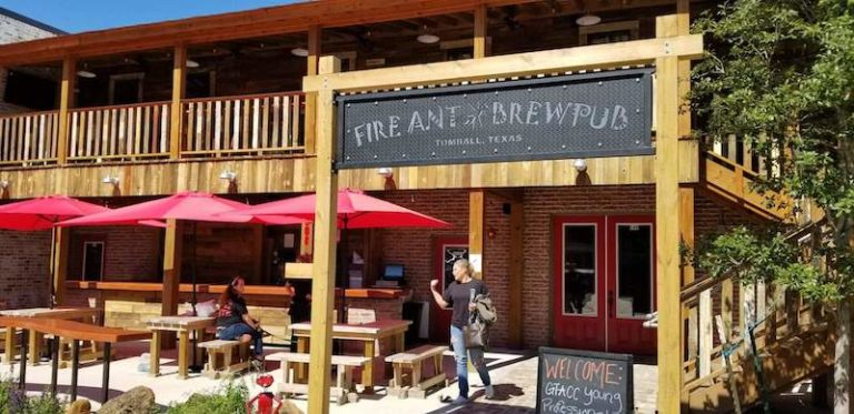 Fire Ant Brewery Tomball Nick Rama Hello Woodlands