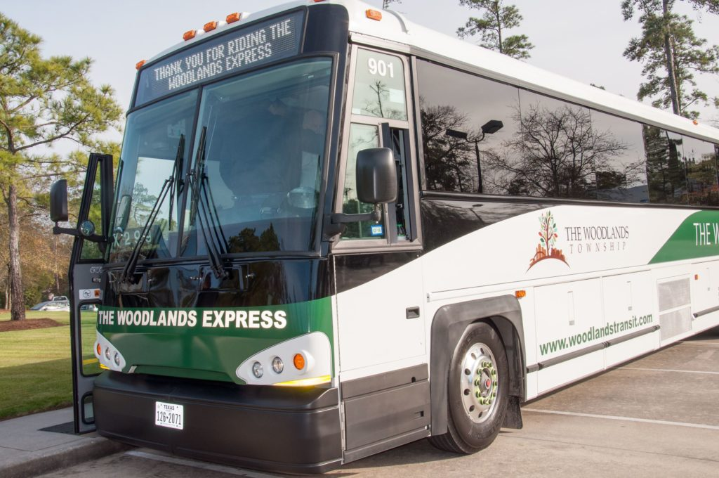 "The Woodlands Township continues to lead the Houston region in transit technology. Building on the recent successful release of its mobile ticketing app, The Woodlands Township has released a ""Next Bus"" tracking app for The Woodlands Express commuter bus service."