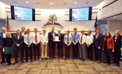 township board cross country the woodlandsstate championship