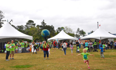 Photo: The Township's annual Earth Day GreenUp celebration will be held from 11 a.m. to 1 p.m. on Saturday, March 23, 2019, at Northshore Park, 2505 Lake Woodlands Drive, in The Woodlands 77381.