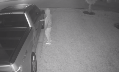 MCTXSheriff Investigating Multiple Vehicle Burglaries