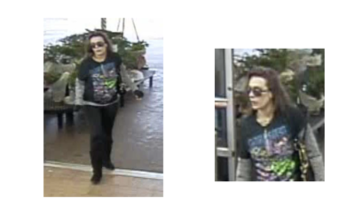 Sheriff Requests Public Help Identifying Robbery Suspect