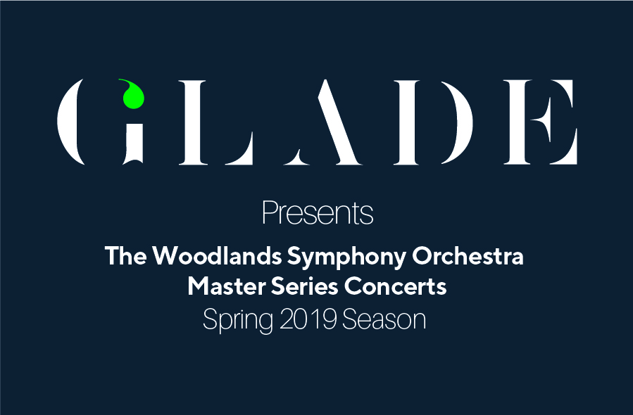The Woodlands Symphony Orchestra Master Series Concerts - Spring 2019