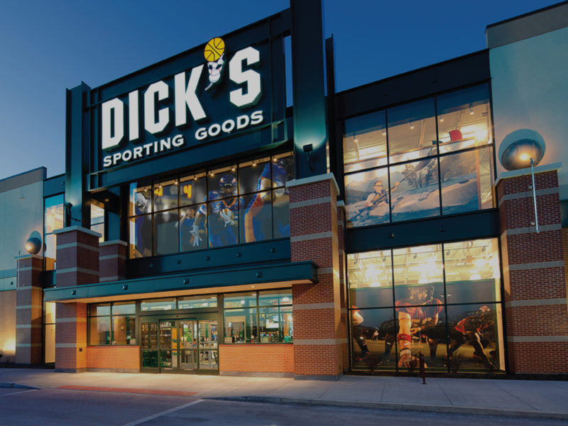 DICK'S Sporting Goods will open a new store in Grand Central Park's 336 Marketplace towards the end of 2019