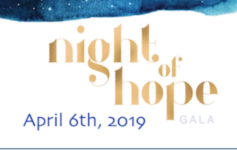 Love Fosters Hope to Hold its 6th Annual Gala, Night of Hope, April