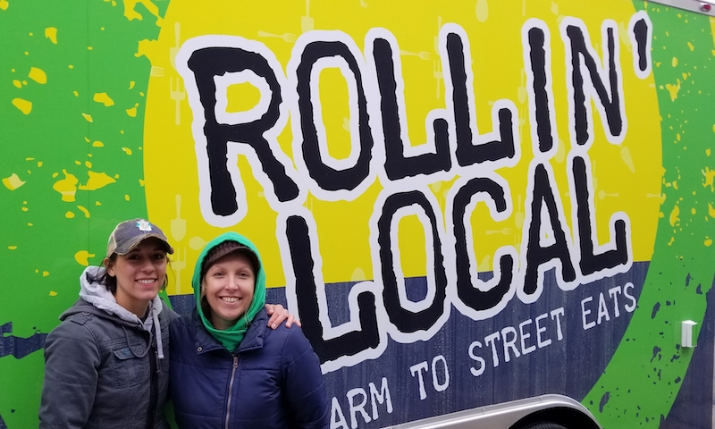 Rollin' Local. Photo by Nick Rama.
