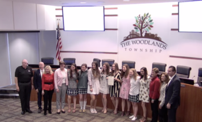 The woodlands township board of directors meeting february 27