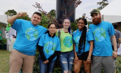 earth day cleanup 2019