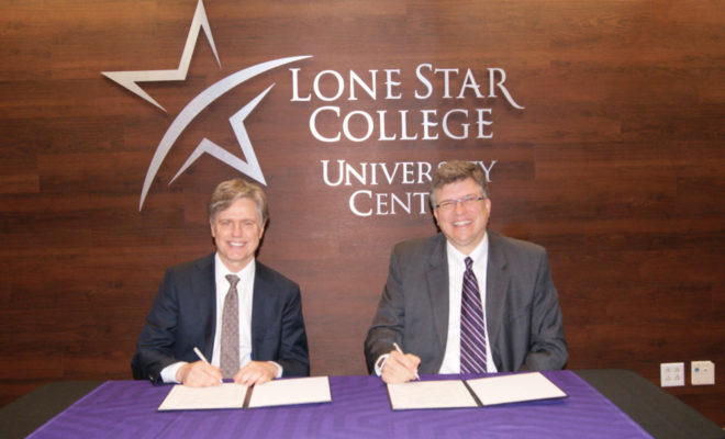 cf2031ba58 Lone Star College partners with Bellevue University