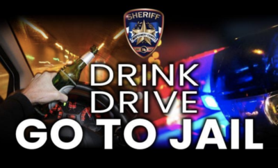 drink drive go to jail