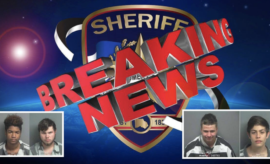 Montgomery County Sheriff's Office catches burglary suspects in the act