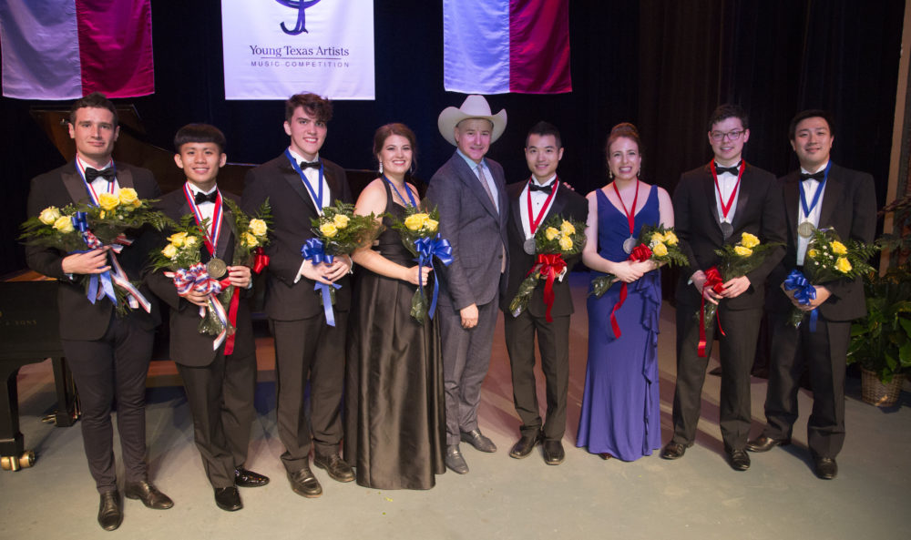 Young Texas Artists Winners 2019