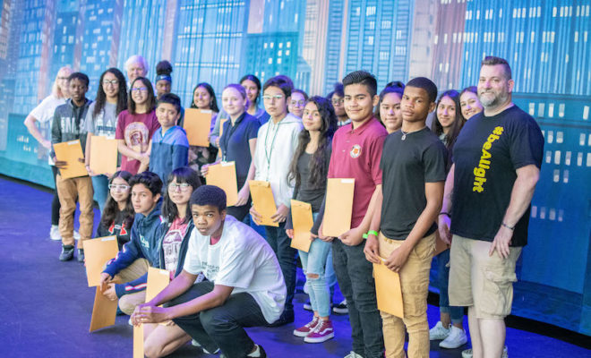 Musical Scores Exceptional Students