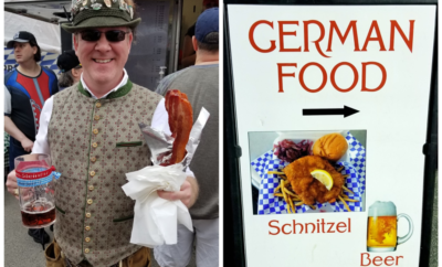 Tomball German Festival Mike Wilson from Dallas by Nick Rama