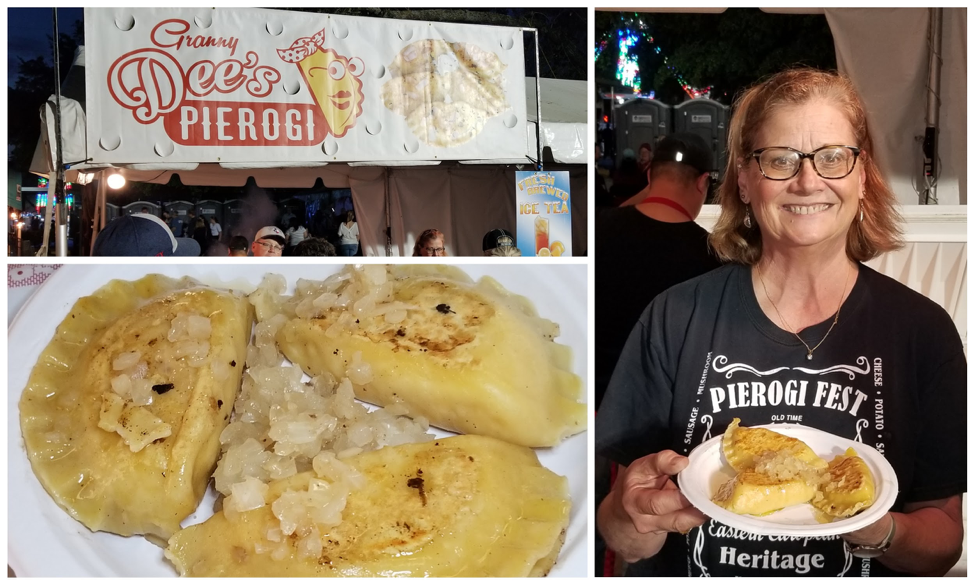 Denise D. Snyder of Granny Dee's Pierogi. Photo by Nick Rama.