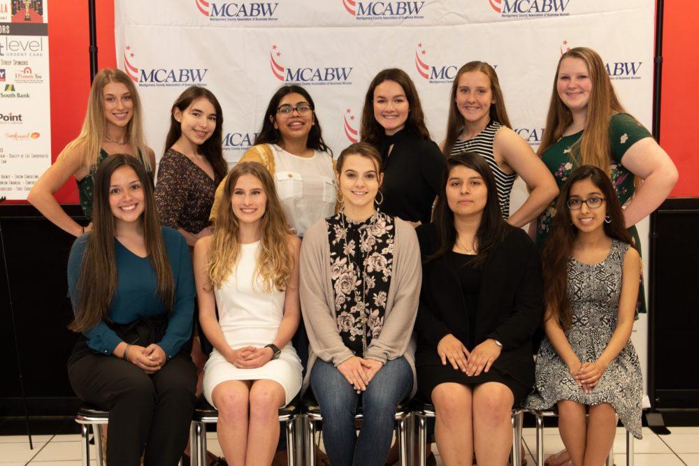 2019 MCABW Scholarship Winners