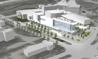 Township and Pavilion look at possibility of Performing Arts Center