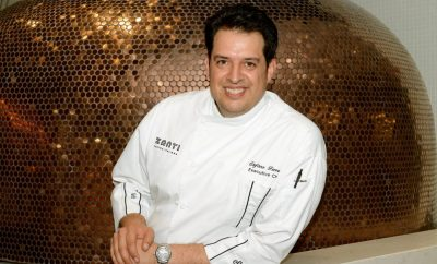 Stefano Ferrero Executive Chef Zanti Cucina