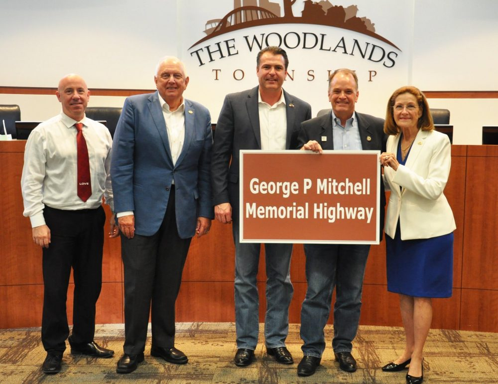 The Woodlands Township Board of Directors held its regular meeting at 6 p.m. Thursday, July 18, 2019, at The Woodlands