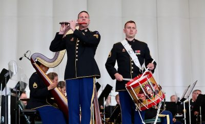pavilion us army band