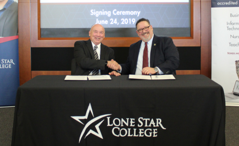 Lone Star College Partners with WGU Texas to Build Greater