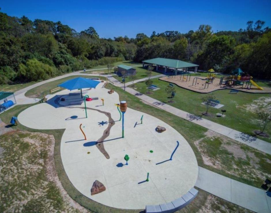 MLK Park Sprayground