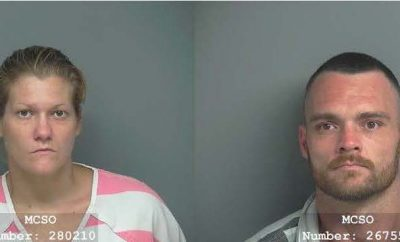 Sheriff Arrest Two for Conroe Home Burglary