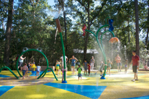 Timarron Park Sprayground