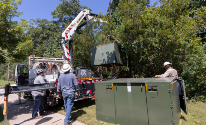 Entergy Gives Statement Regarding Construction Related Power