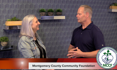 Nonprofit MCCF Julie Martineau Randy Lovelace Hello Woodlands