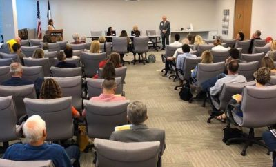 the woodlands area chamber of commerce township candidate forum 2019
