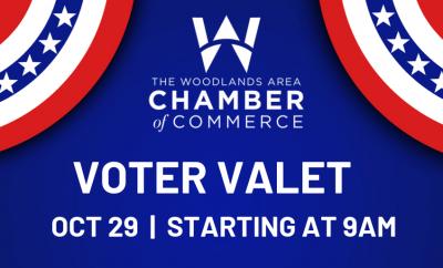 Business Votes Day Voter Valet