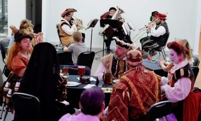 texas renaissance festival brunch at glade hello woodlands rod prado