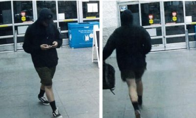 Wal-Mart Aggravated Robbery