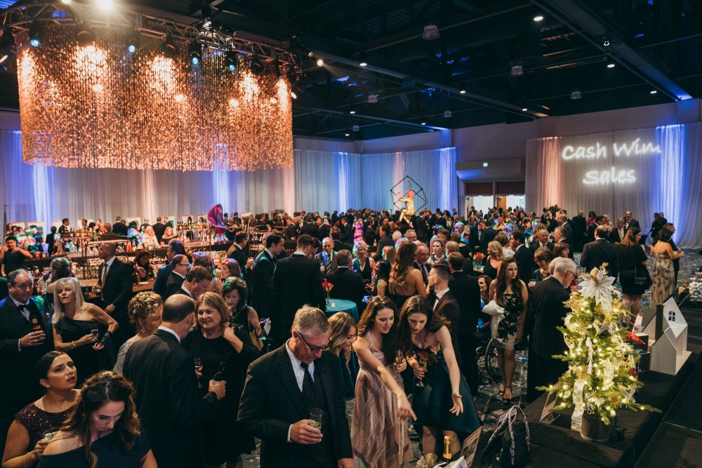 Spirit of Woods Gala Texas Children's Hospital 2019