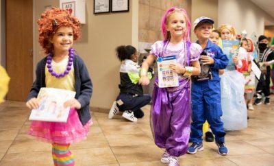 The Woodlands Christian Academy Storybook Parade 2019