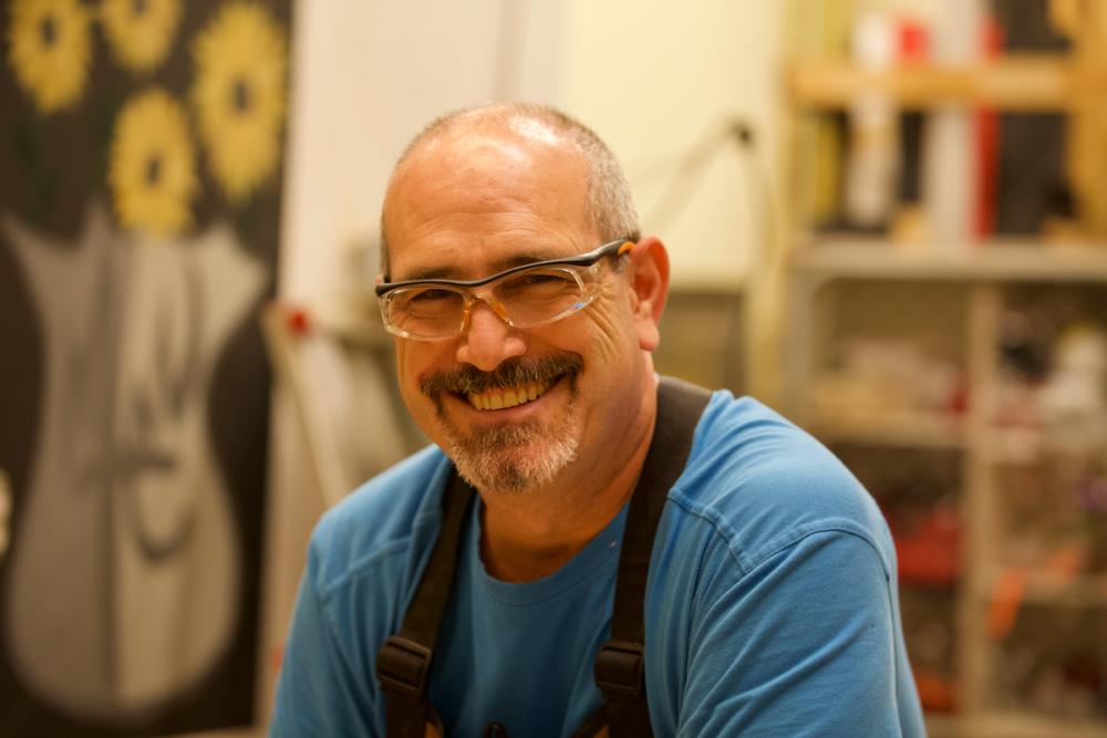 Steven Bogard, Associate Technical Director at The John Cooper School