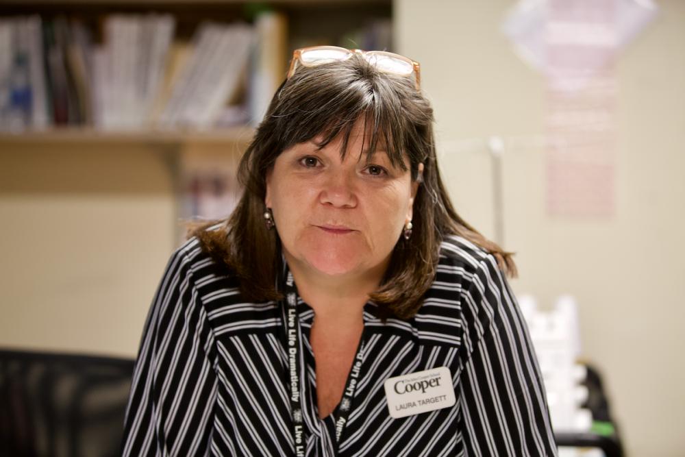 Laura Targett, Costume Designer and Manager of The John Cooper School