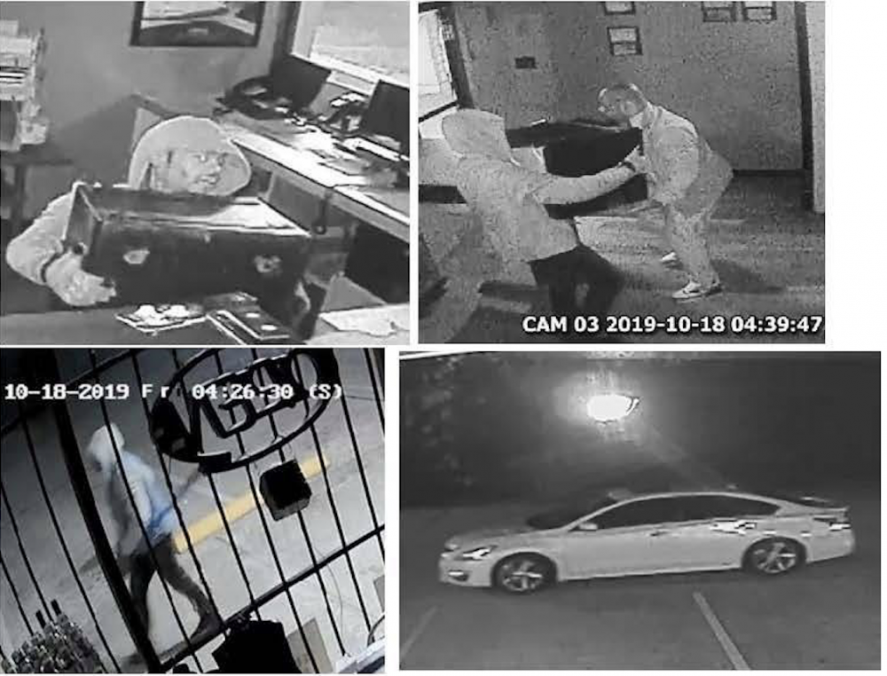 Sheriff Investigating Multiple Burglaries of Businesses The Woodlands
