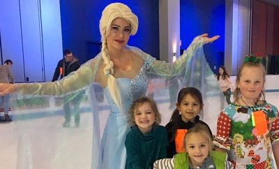 Woodlands Ice Rink Princess Cover