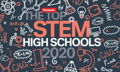 newsweek top stem high schools 2020