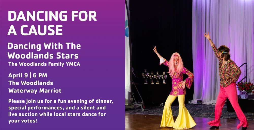 YMCA Dancing with The Woodlands Stars